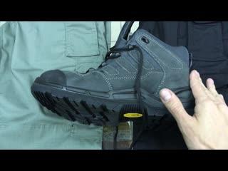 Prabos beast ankle (gray)