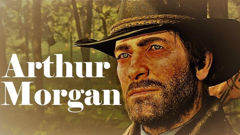 Arthur Morgan Deadman's Gun Red Dead Redemption 2 Tribute