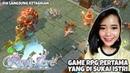 Lah kok ketagihan Istri Gua pertama kali main Game RPG Remi Lore Gameplay