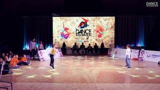 DANCE INTEGRATION 2019 - 4009 - Хип-хоп начинающие