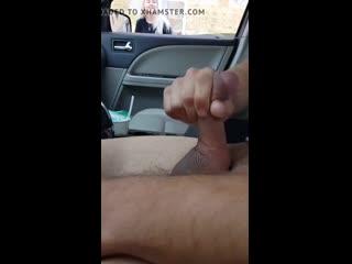 Flashing dick to a 18yo while asking directions