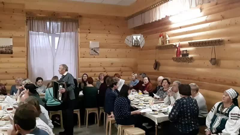Разносольный обед Опеческом Посаде Лоцманская Слобода Боровичи