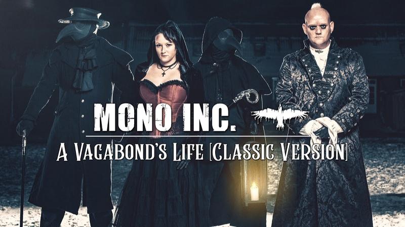 MONO INC. - A Vagabond's Life [Classic Version] (Official Audio)