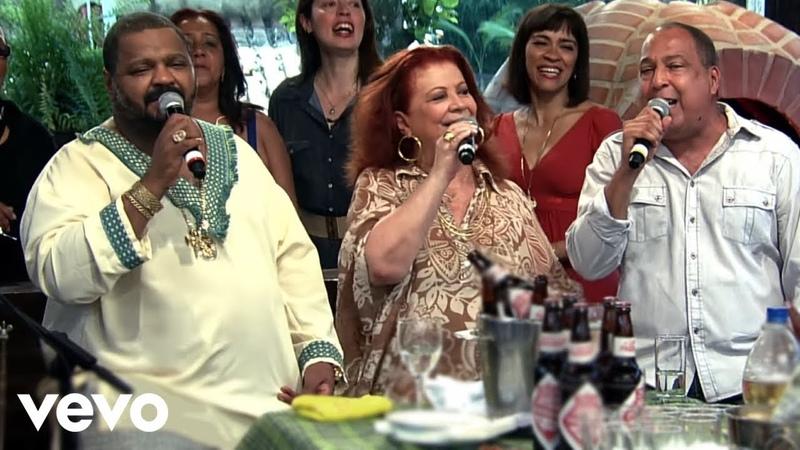 Beth Carvalho Arlindo Cruz Sombrinha Canto De Rainha