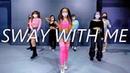 Saweetie GALXARA - Sway With Me | JIHYO choreography