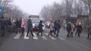 Шахтарі України мітингують: у Родинському перекрита траса обласного значення