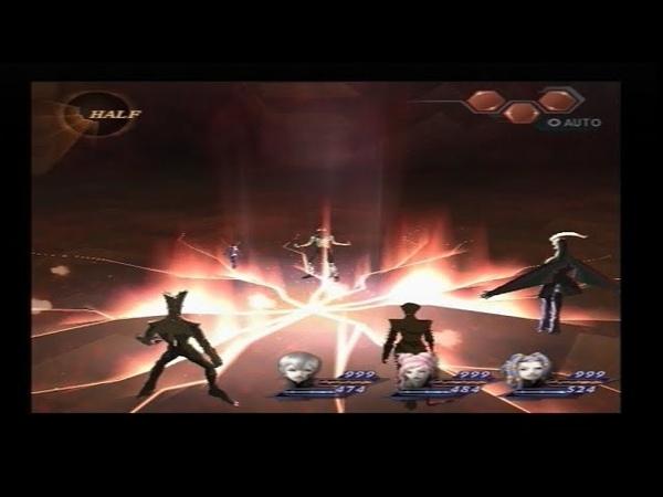 SMT: Digital Devil Saga - Demi-Fiend (Low Level, No Red Star)