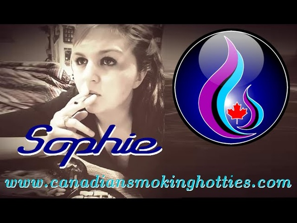 The Newest Addition to our Smoking Fetish Lineup. The Wonderful Sophie