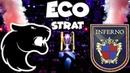 FURIA Inferno CT Eco Strat - 10 Seconds Win - Moche XL Esports 2019