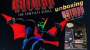 Batman Beyond The Complete Series Blu Ray Unboxing Pop Figure and 3D Lithographs