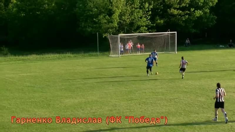 18 05 2019 Гарненко Владислав ФК Победа 2