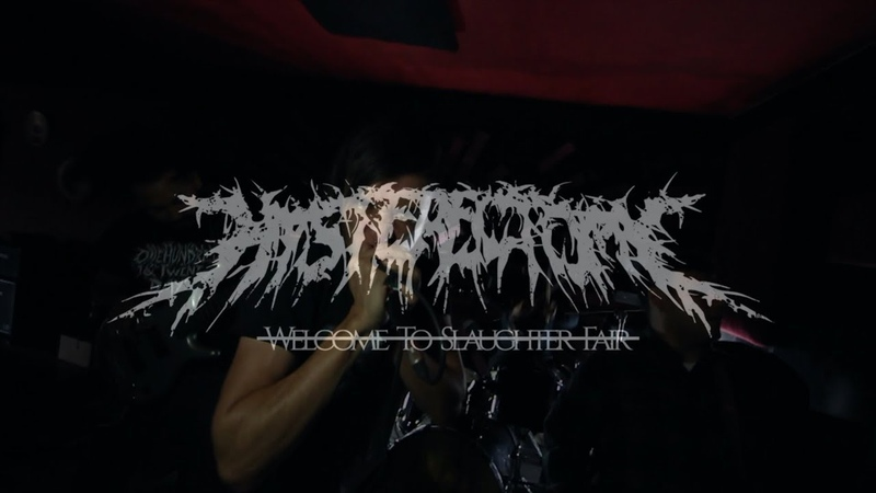 HYSTERECTOMY(MEX) - WELCOME TO THE SLAUGHTER FAIR [OFFICIAL MUSIC VIDEO] (2019) SW EXCLUSIVE