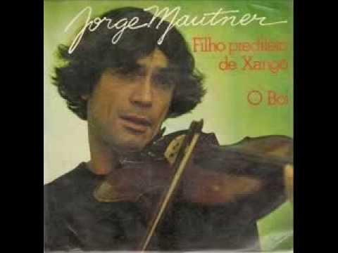 O filho predileto de Xangô Jorge Mautner 1992