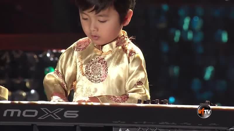 Evan Lê Results Show VSTAR Kids Season 1
