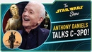 Anthony Daniels Graces Us With His Presence and We Attend The Mandalorian Fan Event