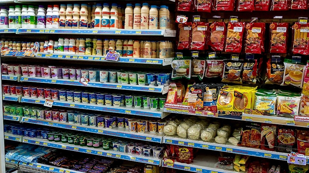 Цены на продукты и еду в Таиланде.  FZuEmk8f_tI