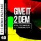 Vital Techniques x General Levy feat. Killa P, Dread MC & Devilman - Give It 2 Dem