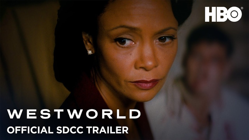 Official San Diego Comic-Con Trailer | Westworld | Season 3 (2020) | HBO