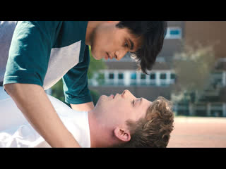 Boys on Film Gold Collide - shorts