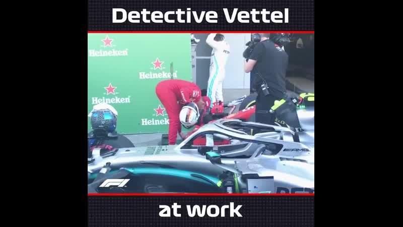 2019 Japanese Grand Prix: Vettel turns detective at Suzuka!