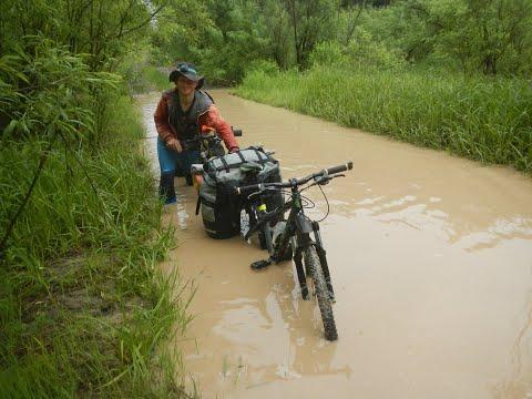 Баянзас Тайдон Вело пакрафт поход Золотари убивают реки