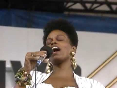 Dianne Reeves How High the Moon 8 19 1989 Newport Jazz Festival Official
