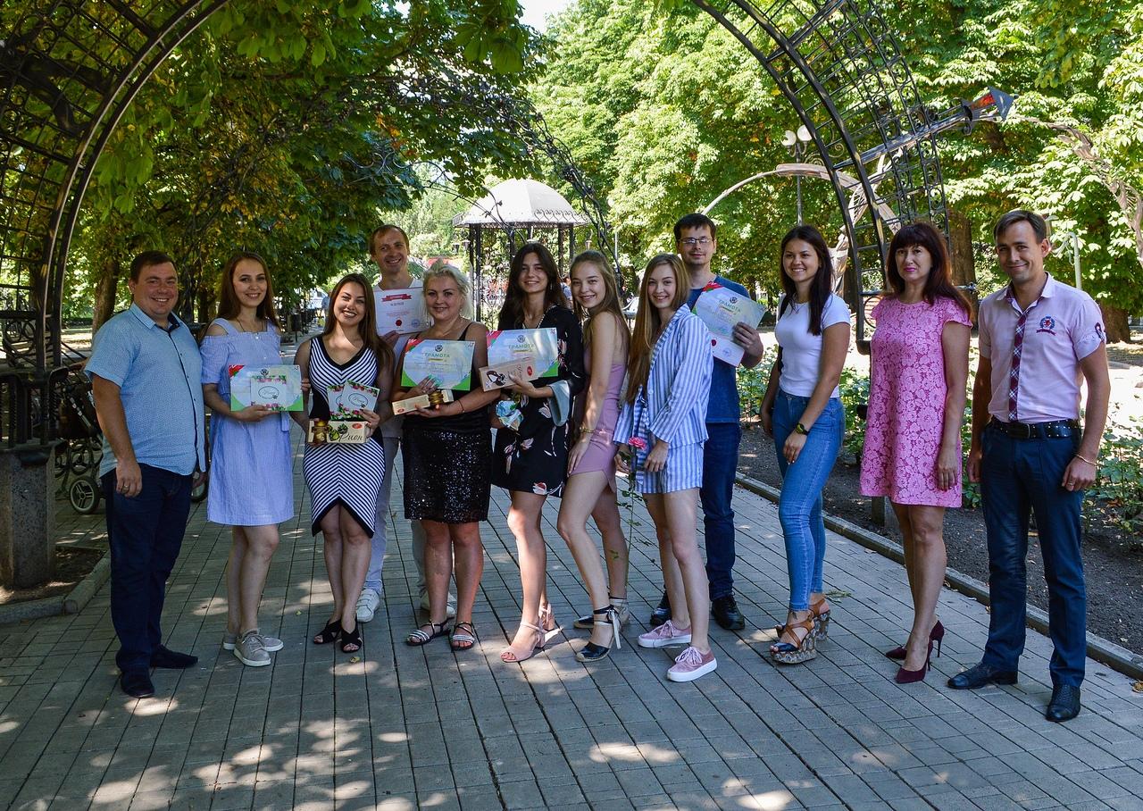 В Донецке наградили участников видеоконкурса «#С_Днём_молодёжи» и фотоконкурса «#МойДонецк»