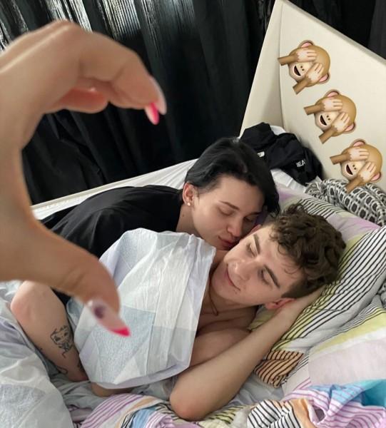 Артур Бабич и Даня Милохин фото