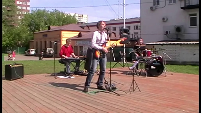 Демо Московский дворик
