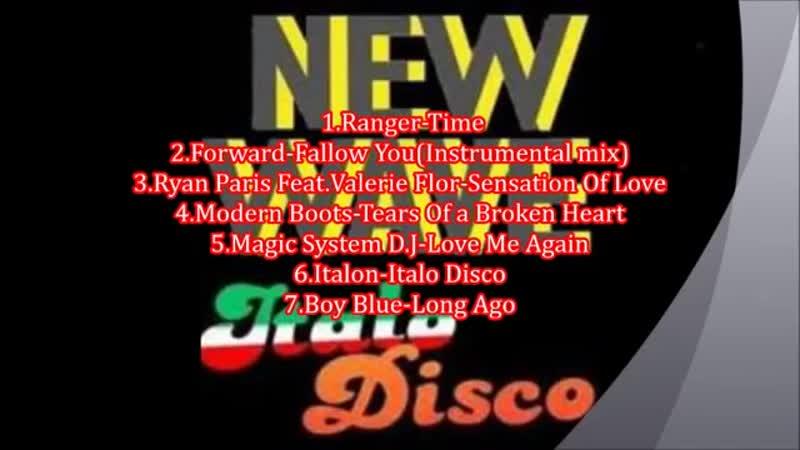 New Vawe Italo Disco Mix by KriZe ush
