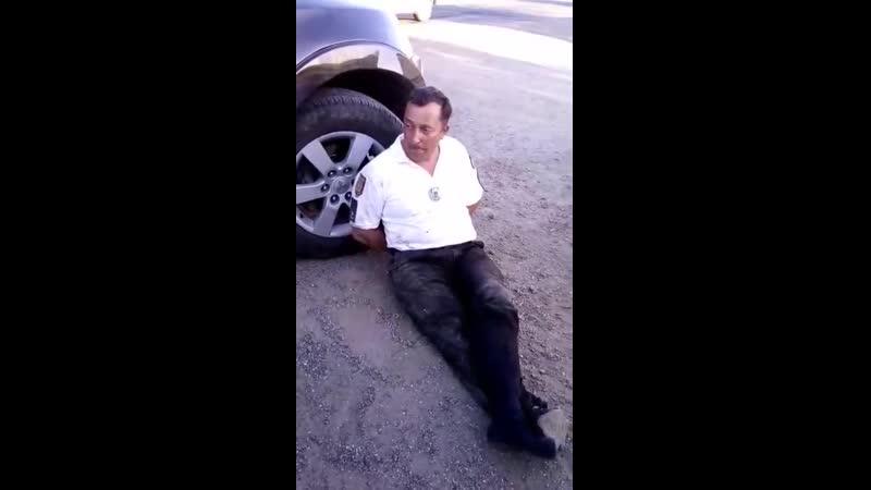 Часть 4. Задержание пьяного майора полиции Белгород-Днестровского Власенко на та