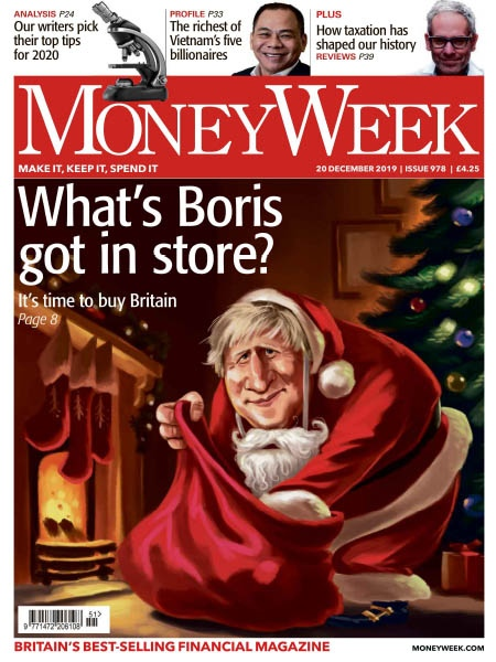 MoneyWeek 20.12.2019