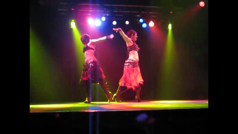 Zafira Dance Co. @ The Rex 11_⁄28_⁄2009