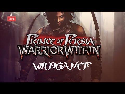 WildGamer Стрим Prince of Persia Warrior Within Часть 2