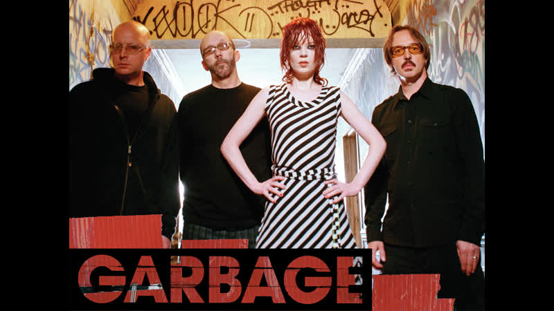 Garbage - Only Happy When It Rains (1995)