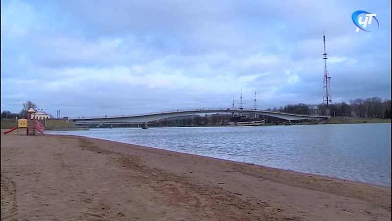 В Великом Новгороде оборудуют только одну площадку для Крещенских купаний