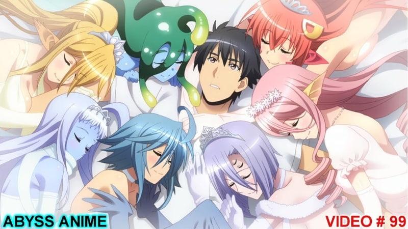 [AMV] Повседневная жизнь с девушками-монстрами (Monster Musume no Iru Nichijou)