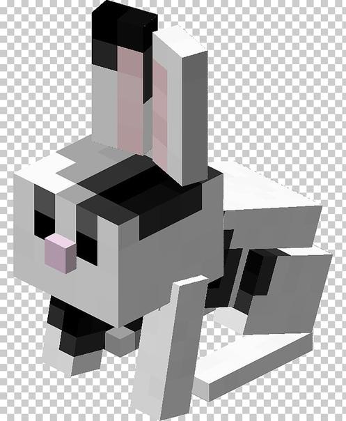 майнкрафт кролики #4