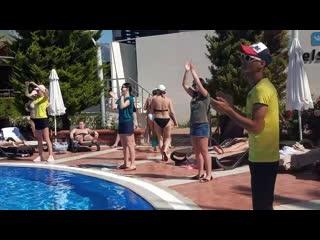 Club dance pgs hotels rose residence beach5*