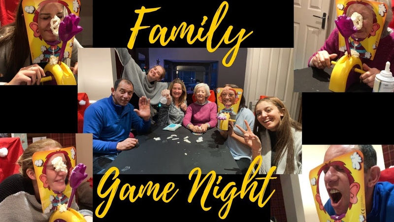 Family Game Night With My Number One Geeks. | Alexina Graham