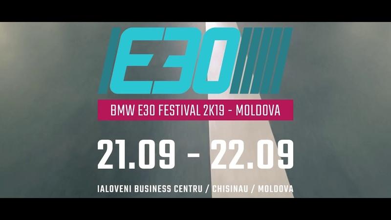 BMW e30 Fest 2019 ( promo )