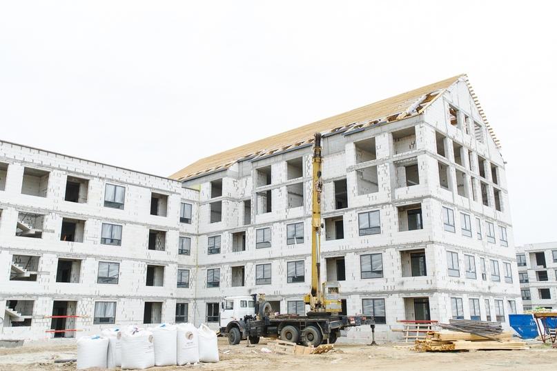 Отчет о ходе строительства квартал «Среда» май 2020, изображение №2