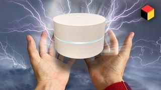 Роутер мечты: Google WiFi – интернет летает!