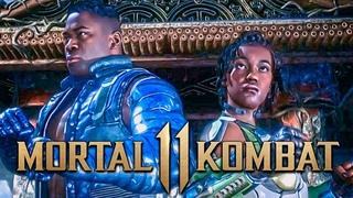 ВСЯ СЕМЬЯ В СБОРЕ - ГЛАВА 9 ▷ Mortal Kombat 11 # 9