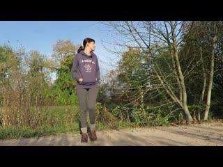 Mylene - CUSTOM Public pants wetting amp fisting [2016-2017]