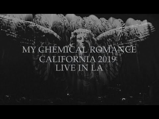 My Chemical Romance - Live in California 2019 - Shrine Auditorium - (Multi-Cam Full Show)