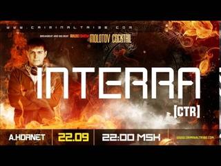 Molotov Cocktail #032 - Interra [RUS] guest breakbeat mix