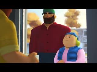 Out. Трейлер мультфильма от Pixar