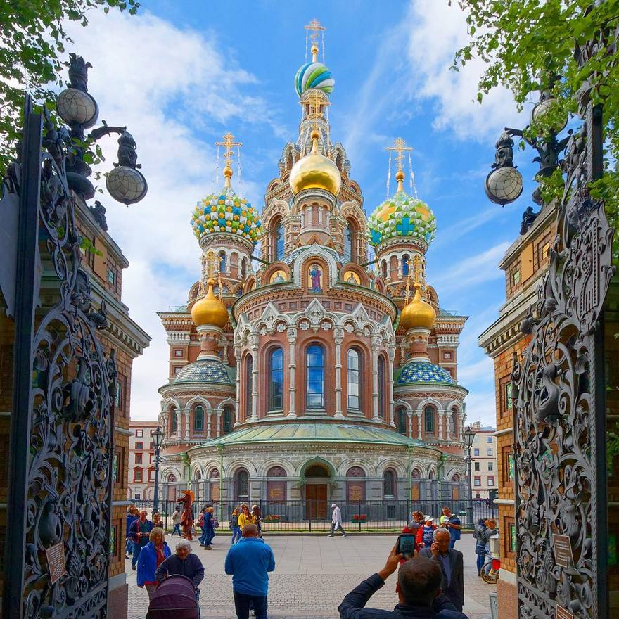 Чем богат Санкт-Петербург? 18