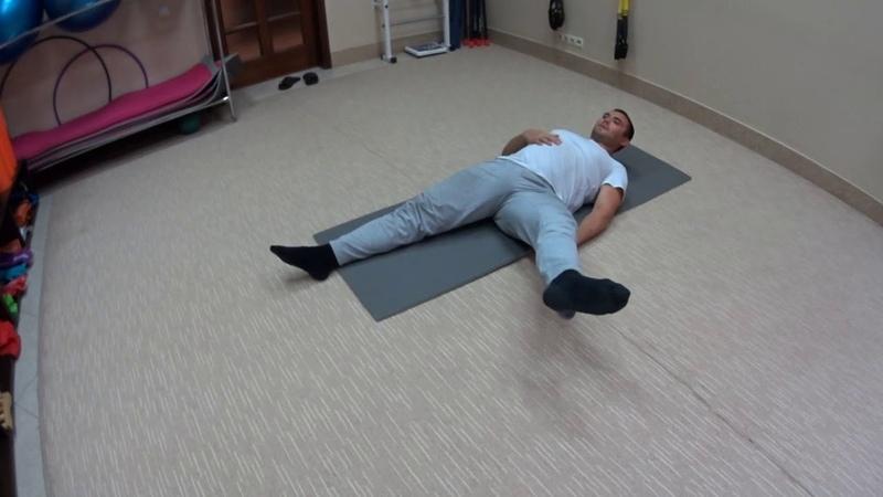 Упражнения для колленых и тазобедренных суставов дома